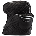 KitchenAid® Fitted Cloth Cover for KitchenAid® Tilt Head Stand Mixers in Onyx Black