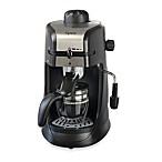 Capresso® Steam PRO 4-Cup Espresso & Cappuccino Machine