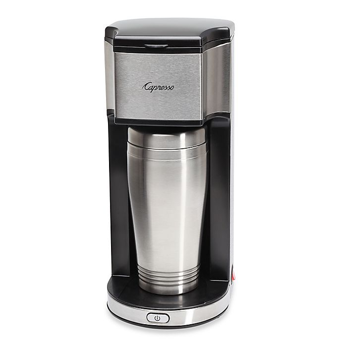 Alternate image 1 for Capresso® On-the-Go Personal Coffee Maker