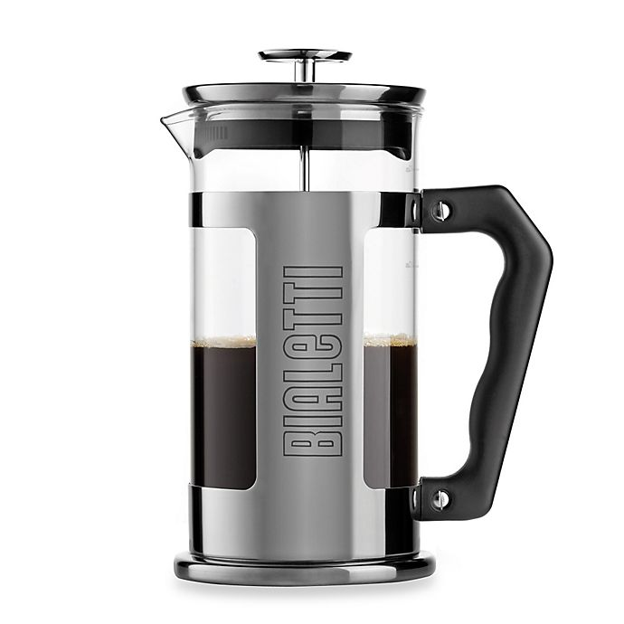 buy bialetti 1 5l french press coffee maker from bed bath beyond. Black Bedroom Furniture Sets. Home Design Ideas