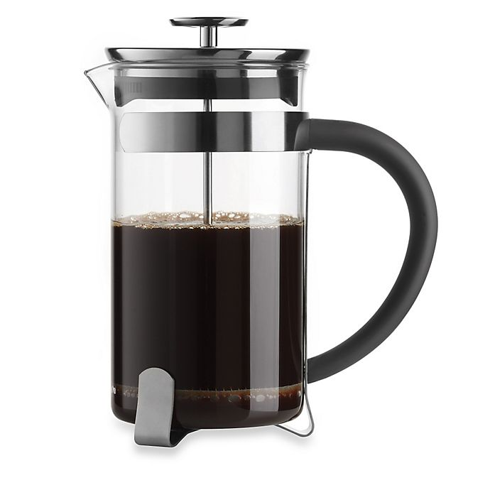 French Press Coffee Maker View A Larger Version Of This Product Image