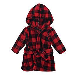 Hudson Baby® Size 0-9M Plush Bathrobe
