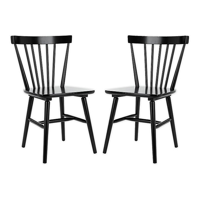 Alternate image 1 for Safavieh Winona Dining Chairs (Set of 2)