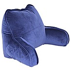 Plush Backrest Pillow in Twilight