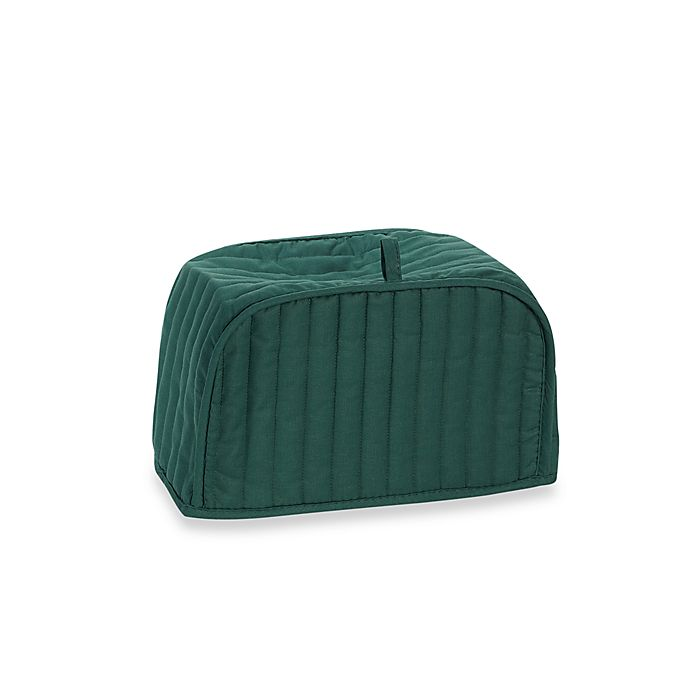 green two slice toaster cover bed bath beyond. Black Bedroom Furniture Sets. Home Design Ideas