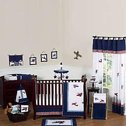 Sweet Jojo Designs Vintage Aviator Crib Bedding Collection