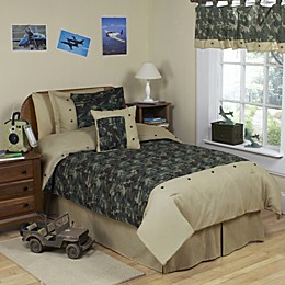 Sweet Jojo Designs Camo Bedding Collection