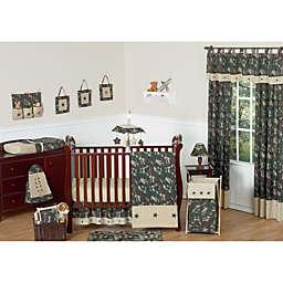 Sweet Jojo Designs Camo Crib Bedding Collection in Green