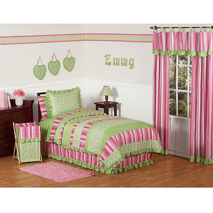 Alternate image 1 for Sweet Jojo Designs Olivia Standard Pillow Sham