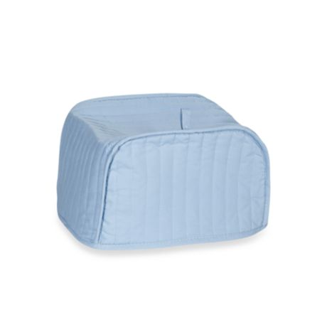 Buy Light Blue Four Slice Toaster Cover From Bed Bath Amp Beyond