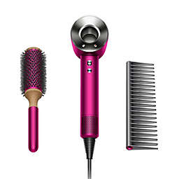 Dyson Supersonic™ Hair Dryer Gift Edition in Fuchsia/Nickel