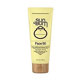 Sun Bum® 3 oz. SPF 50 Original Sunscreen Face Lotion