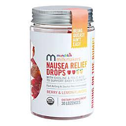 milkmakers® 30-Count Berry & Lemon Nausea Relief Drops