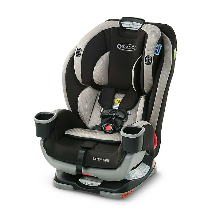 Alternate image 1 for Graco® Extend2Fit™ 3-in-1 Car Seat