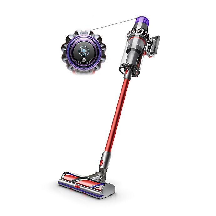 Alternate image 1 for Dyson V11 Outsize Cordless Stick Vacuum in Red/Nickel