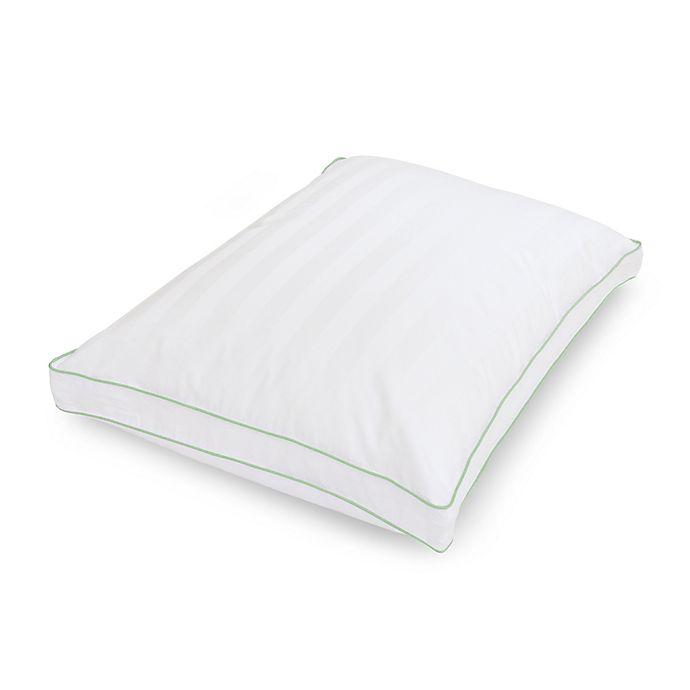Alternate image 1 for Therapedic® Memory Loft Dual Comfort Jumbo Pillow