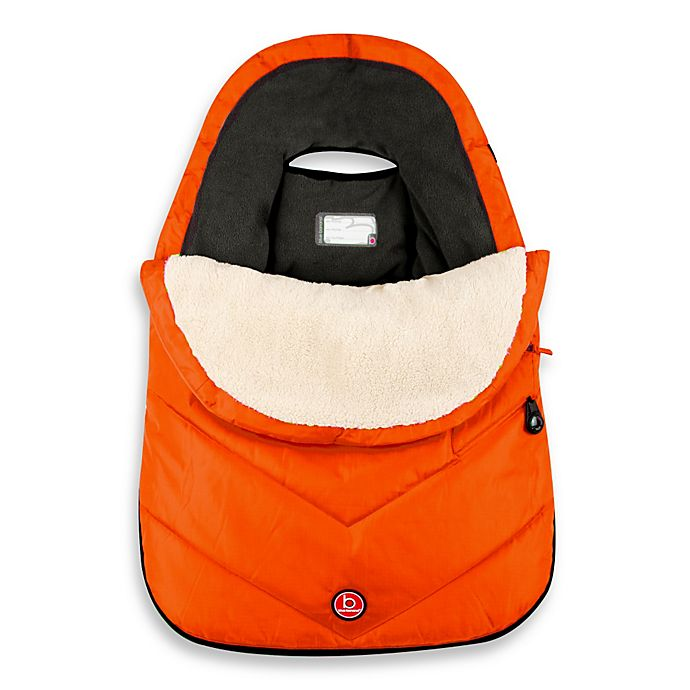 Alternate image 1 for kushies® Blue Banana Urban Pod in Orange
