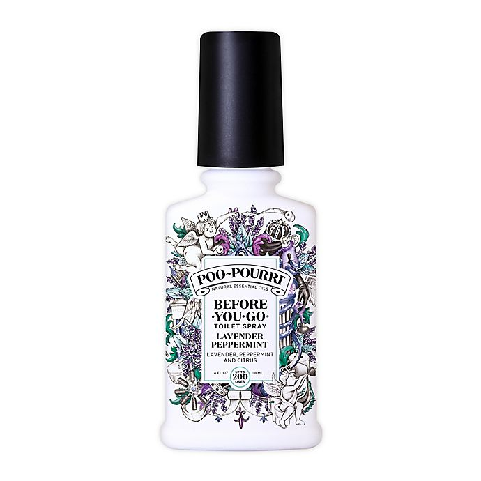 Alternate image 1 for Poo-Pourri® Before You Go® Toilet Spray in Lavender Peppermint