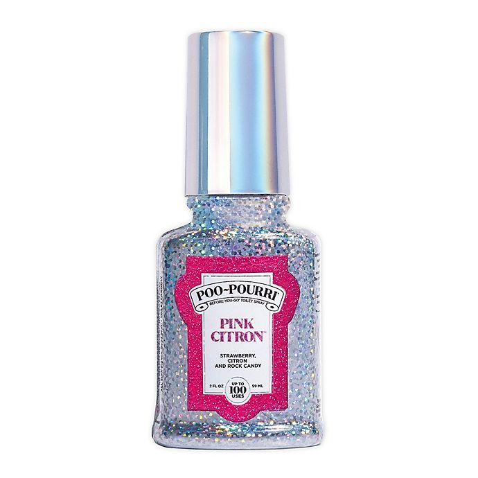 Alternate image 1 for Poo-Pourri® Before You Go® 2 oz. Toilet Spray in Pink Citron