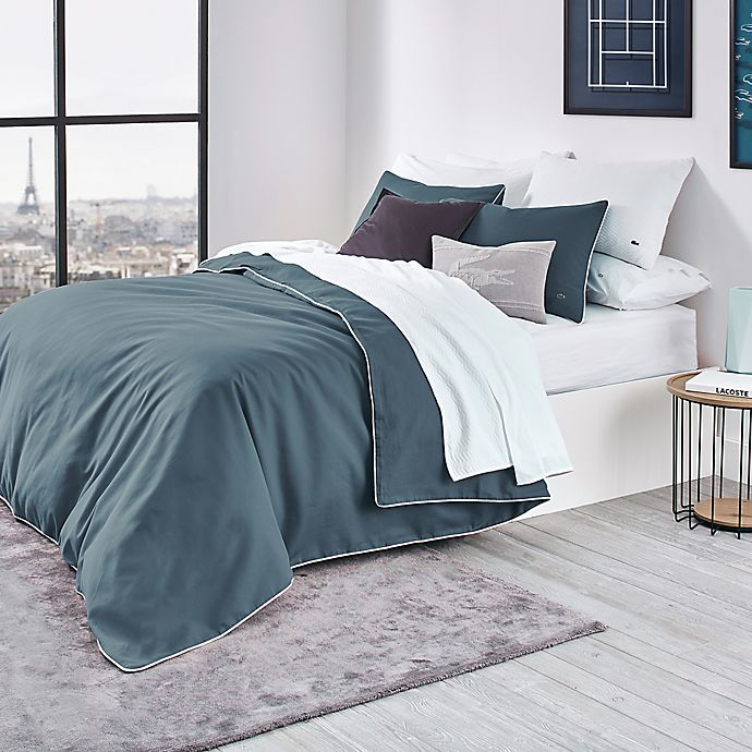 Alternate image 1 for Lacoste Gorbio 2-Piece Twin/Twin XL Duvet Cover Set