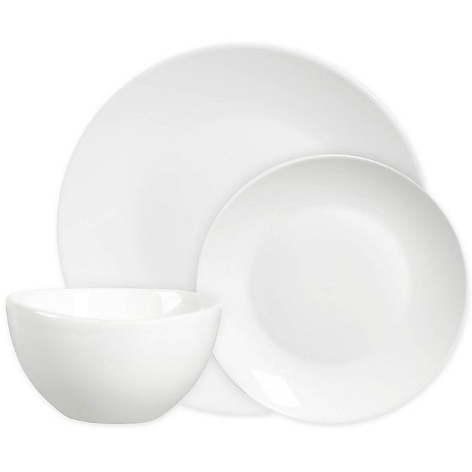 Alternate image 1 for SALT™ White Dinnerware Collection