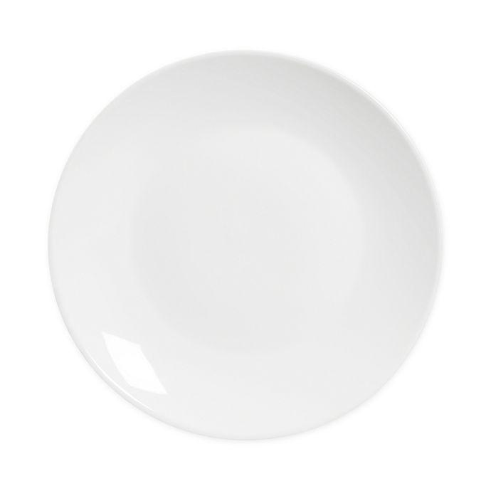 Alternate image 1 for SALT™ White Dinner Plates (Set of 10)