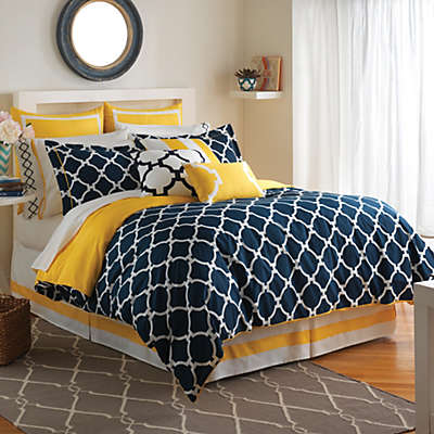 Jill Rosenwald Hampton Links Reversible Comforter Set