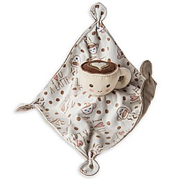 mary meyer® Sweet Soothie Latte Baby Blanket in Brown/White