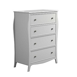 Fairbanks Chest in White