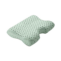 Authentic Comfort® Green Tea Memory Foam Advanced Contour Pillow