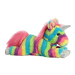 Aurora World® Rainbow Unicorn Plush Toy
