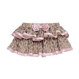 Baby Starters® Size 3M Animal Tutu Skirt in Brown
