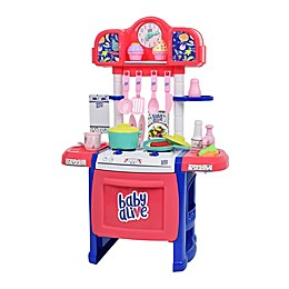 Hauk Baby Alive Doll Kitchen Set