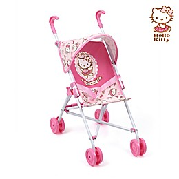 Hauk Hello Kitty Baby Doll Stroller
