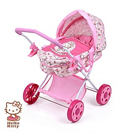 Hauk Hello Kitty Baby Doll Pram