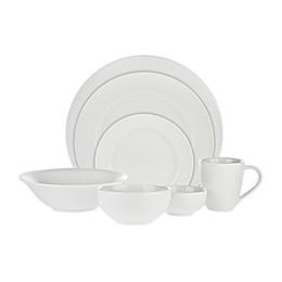 Godinger Pique 42-Piece Dinnerware Set