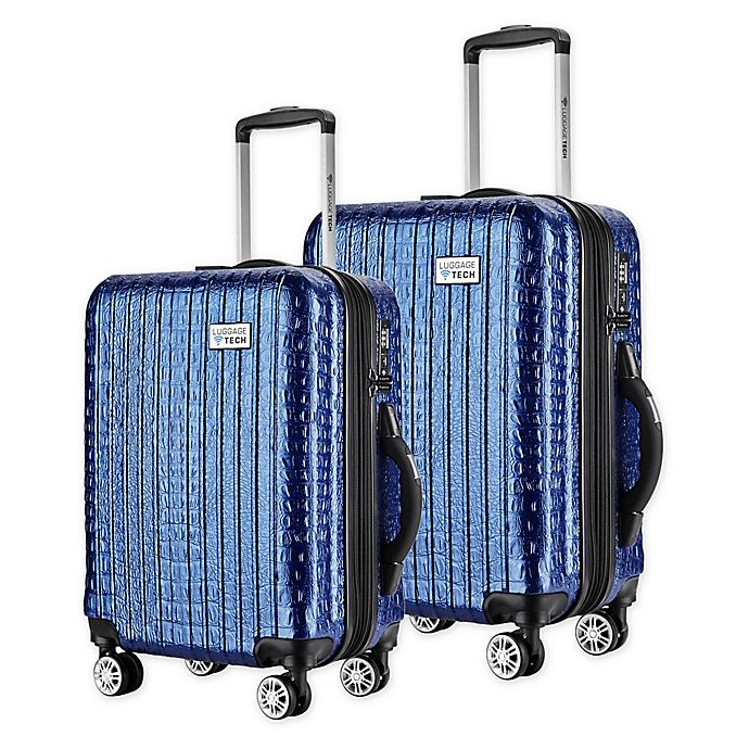 Alternate image 1 for Luggage Tech® Nile Hardside Spinner Luggage Collection