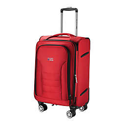 Luggage Tech® Melbourne 20-Inch Smart Spinner Carry On Luggage