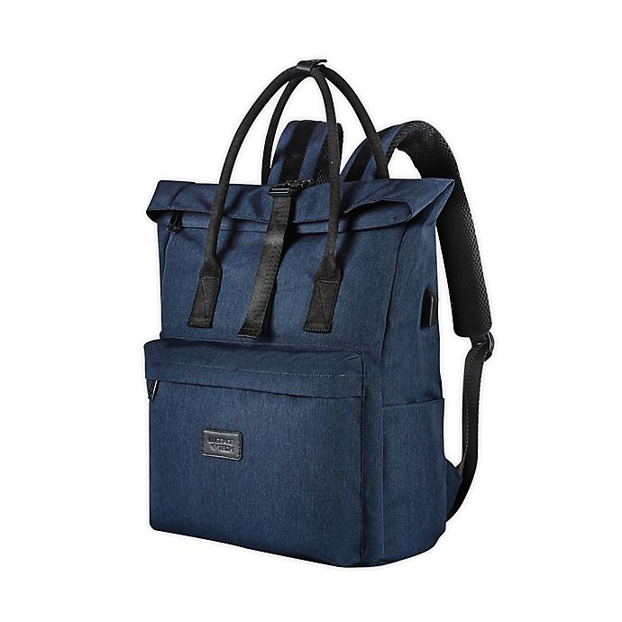 Alternate image 1 for Luggage Tech® Smart Tote Convertible Backpack