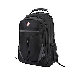 """Dukap® Eminent 5.1"""" Backpack in Black"""
