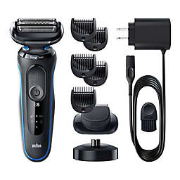 Braun® Series 5 5049cs Easy Clean Electric Shaver in Blue