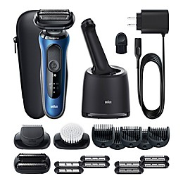 Braun® Series 6 Electric Razor for Men with SensoFlex Swivel Head