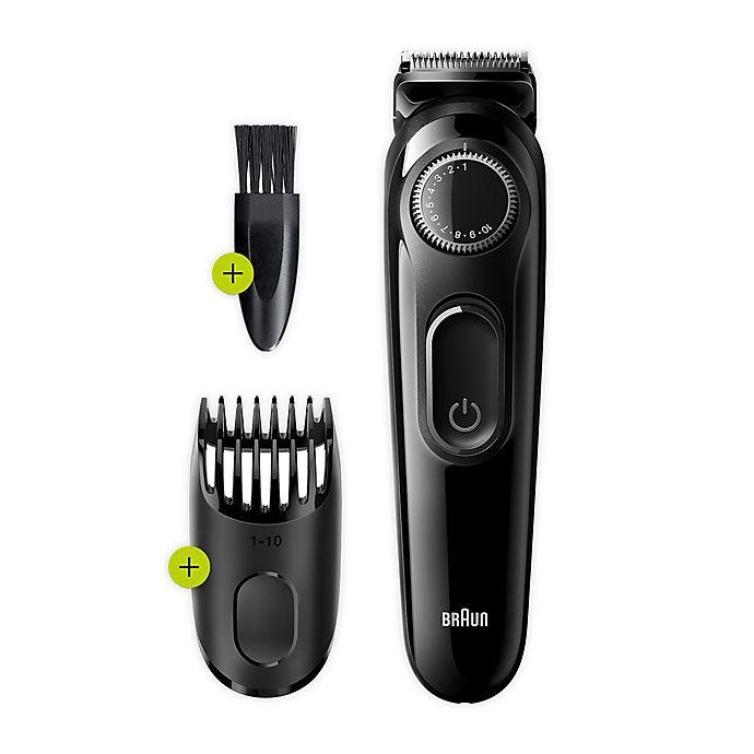 Alternate image 1 for Braun® Beard & Hair Trimmer