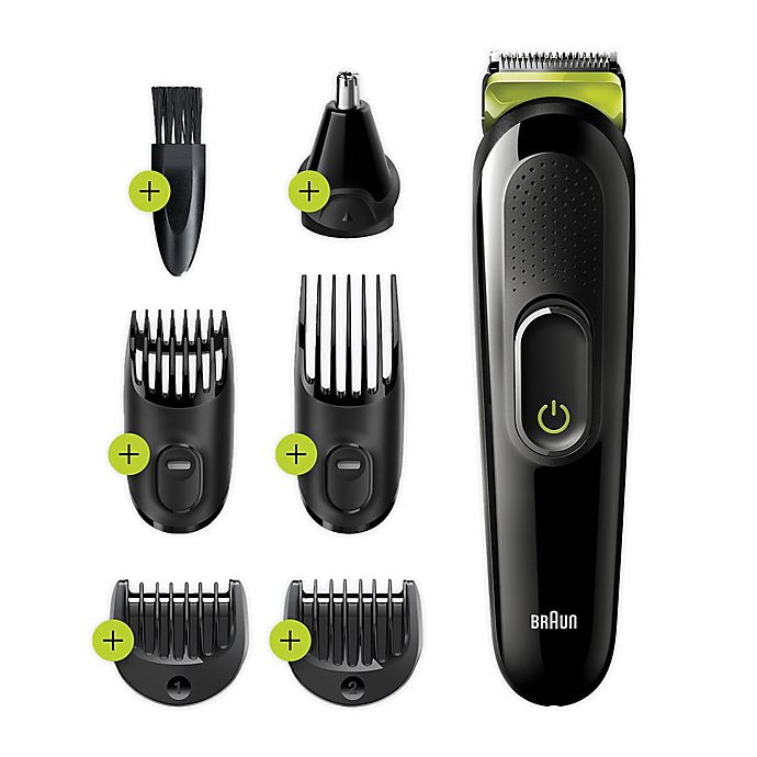 Alternate image 1 for Braun® MGK5620 Multi-Groom Kit