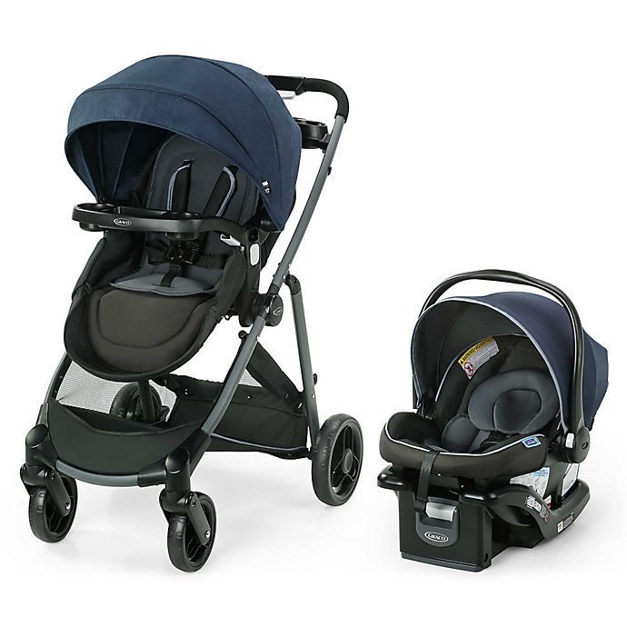 Alternate image 1 for Graco® Modes™ Element LX Travel System in Lanier