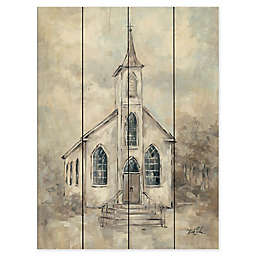 Courtside Market® Faith Wood Pallet Wall Art
