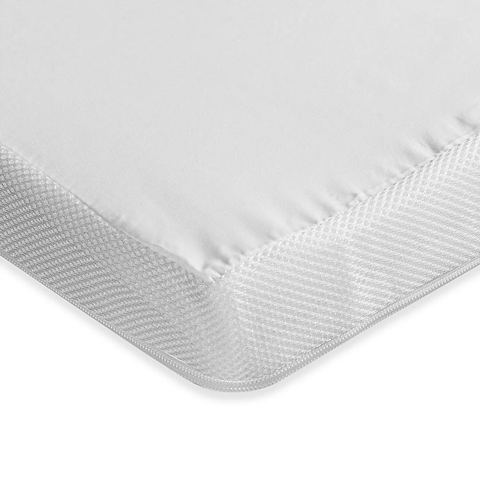therapedic 2 inch memory foam mattress topper Therapedic® 2 Inch Memory Foam Mattress Topper | Bed Bath & Beyond therapedic 2 inch memory foam mattress topper