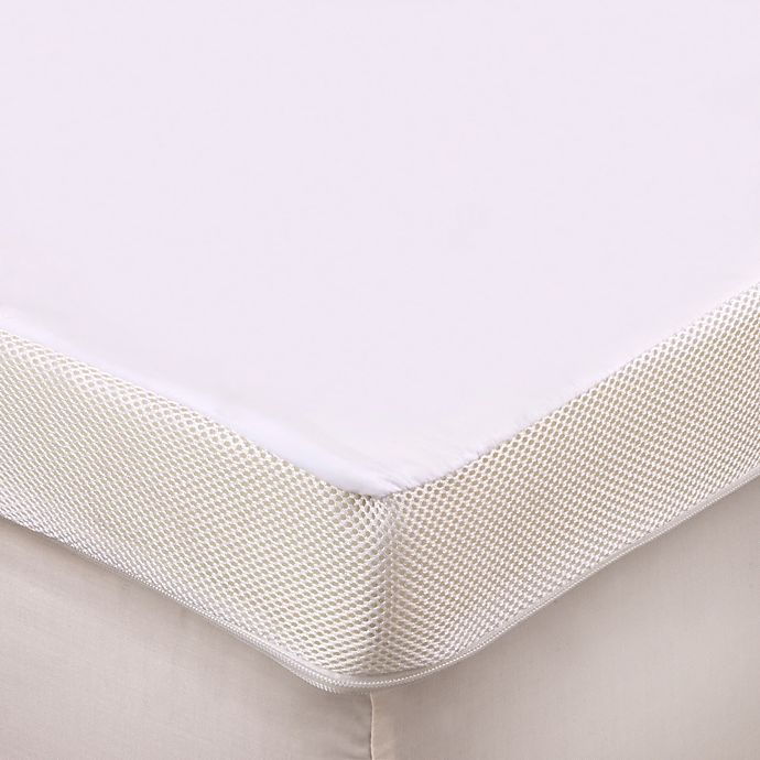 Therapedic 3 Inch Memory Foam Mattress Topper Bed Bath Beyond