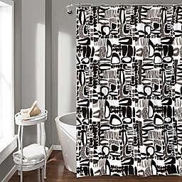 Creative Bath 72-Inch x 72-Inch Scandia Shower Curtain
