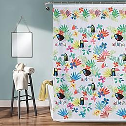 Creative Bath™ Aloha Shower Curtain in Bright